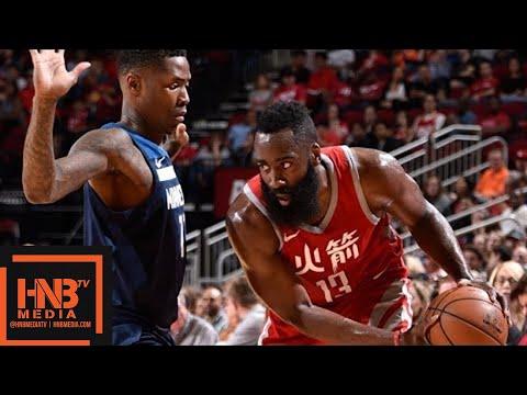 Houston Rockets vs Minnesota Timberwolves Full Game Highlights / Feb 23 / 2017-18 NBA Season