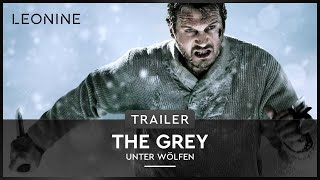 The Grey - Unter Wölfen Film Trailer