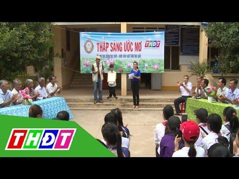Thắp sáng ước mơ: Lê Thị Hoài - Lớp 9A1 - NH 2016 - 2017