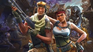 New Open World Zombie Game 2017 - Fortnite (PC/PS4/Xbox One New Game 2017)