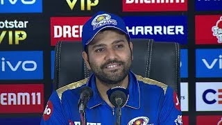 Malinga and I decided what to bowl off the final ball - Rohit Sharma