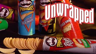 How Pringles Are Made (from Unwrapped) | Food Network