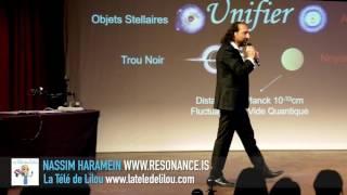 L'UNIVERS CONNECTÉ: La Solution de masse holographique et la Source de la Conscience NASSIM HARAMEIN