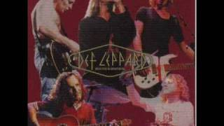 Def Leppard Work It Out Live 1996