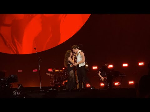 Senorita - Shawn Mendes and Camila Cabello - Toronto Rogers Center