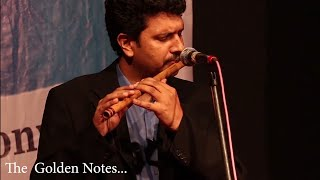 Moh Moh Ke Dhage- Sachin Jain-Flute-The Golden Notes - Download this Video in MP3, M4A, WEBM, MP4, 3GP