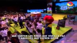 DAVID BISBAL- LUIS FONSI-- QUE CANTEN LOS NIÑOS