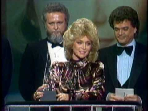 Razzy Bailey at the 1984 AMERICAN MUSIC AWARDS show