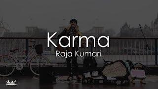 Raja Kumari - Karma (Lyrics / Lyric Video) - YouTube