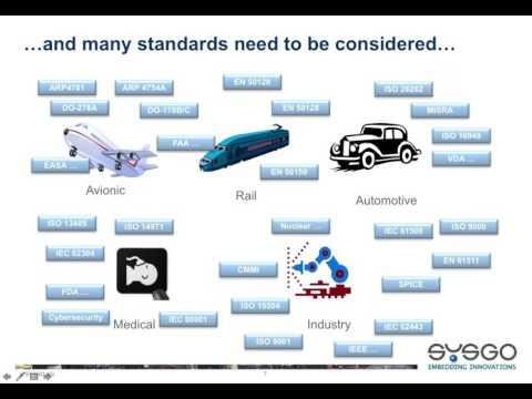 Webcast: How to manage your Aerospace & Defence Certification ...