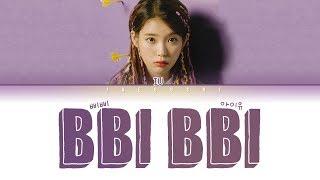 Gambar cover IU (아이유) - '삐삐(BBIBBI)' LYRICS 가사 (Eng/Rom/Han)