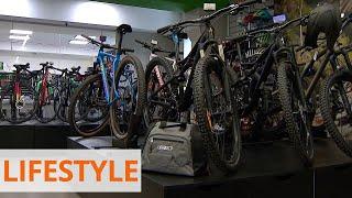 В Украине за два месяца карантина продажа велосипедов выросла вдвое