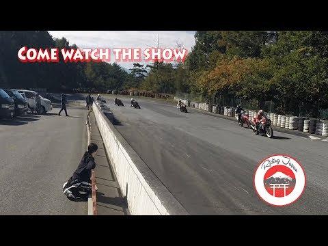 #203 Triumph Daytona 675 Trackday, Yamanashi Sportsland, Japan