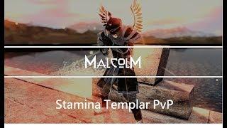 eso stamina templar pvp 1vx - TH-Clip