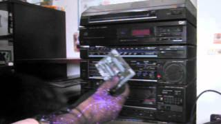 How to play a cassette