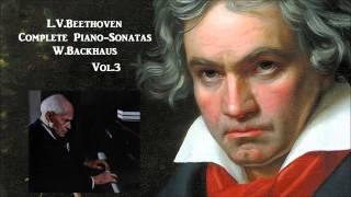 L.V.Beethoven Complete Piano-Sonatas Vol.3 (#24~#32) [ W.Backhaus ]