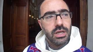 preview picture of video '05 PROFESOR JUAN LAZARA ENTREVISTA A PADRE JUAN PELLEGRINO. LA ENSEÑANZA DE ARTE EN LOS SEMINARIOS'