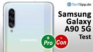 Samsung Galaxy A90 5G | Test deutsch