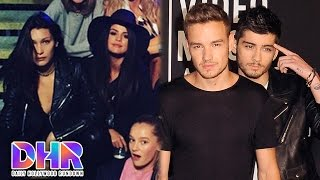 Selena Gomez Shaded By Bella Hadid  Liam Payne Ends Feud With Zayn DHR