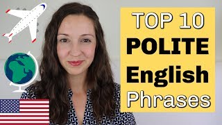 TOP 10 Polite English Expressions: Advanced Vocabulary Lesson