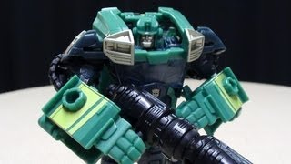 Transformers Prime RID Deluxe SERGEANT KUP: EmGo's Transformers Reviews N' Stuff