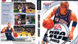 NBA Live 2003 [Joe Budden-Drop Drop] [HD] [PS1/PS2/GameCube/XBOX/PC]