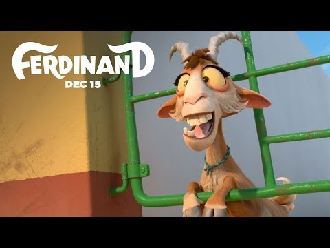 Ferdinand TV Spot 'What Did You Say Your Name Was'