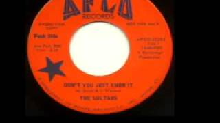 "The Sultans - ""Don't You Just Know It"""