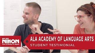 ALA Academy Of Language Arts: Student Testimonials