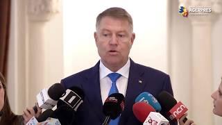 Iohannis: Un deficit de 3,6% - o proiecţie care deja începe să reechilibreze bugetul