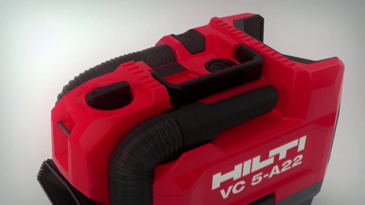 Hilti vysávač youtube video