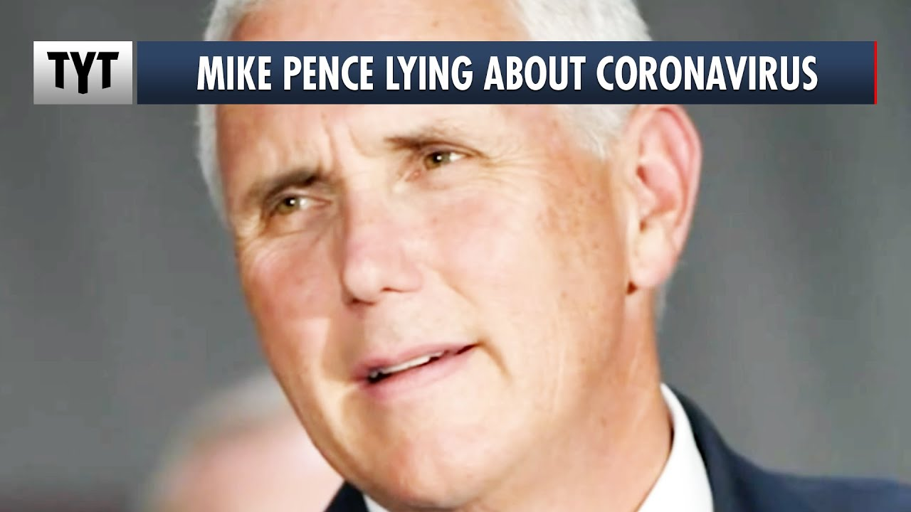 Mike Pence Coronavirus LIES Debunked thumbnail