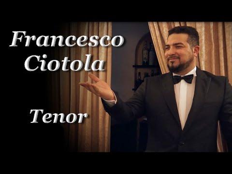 Francesco Ciotola Tenore