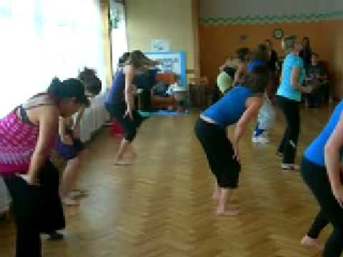 Afro dance Basics