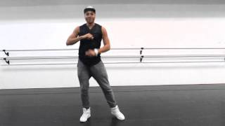 Learn How to Dance  - Bounce (Bend your knees)