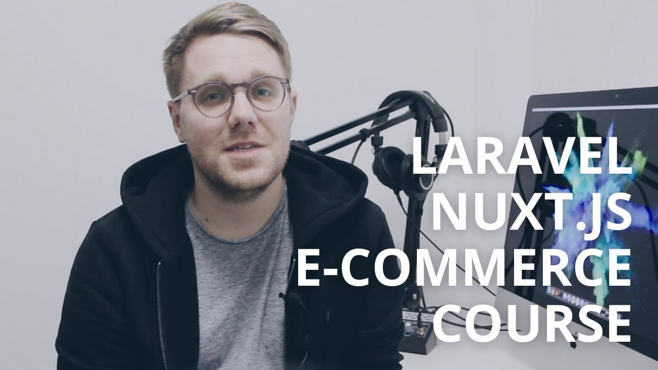 Huge Laravel + Nuxt js E-Commerce Course | POS report