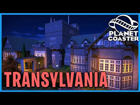 Transylvania! Planet Coaster: Coaster Spotlight 763