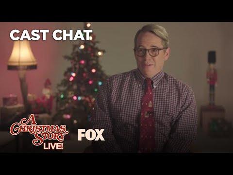 A Christmas Story Live! A Christmas Story Live! (Behind the Scenes 'Matthew Broderick')