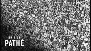 France Retains The Davis Cup (1932)