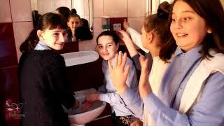 Fundația Polisano -Caravana Igienă pentru Sănătate – Spitalul Copiilor