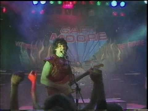 Gary Moore - Rockin Every Night - The Tube (1984)