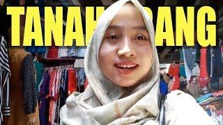 Belanja Jilbab Murah di Pasar Abang, Mulai Rp10 Ribuan