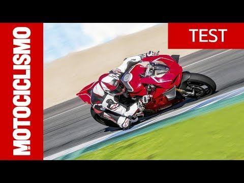 Ducati Panigale V4 R 2019 - Test - Motociclismo
