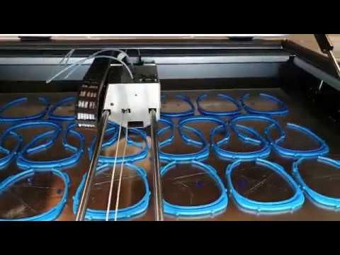 Airbus fabrica mascarillas y batas en su fábrica de Illescas