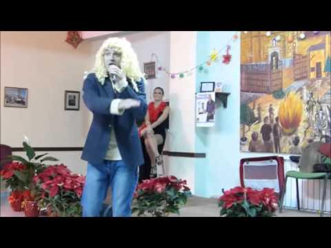 Il Cabaret di Alessandro Gandolfo - Alia 19 Dicembre 2015