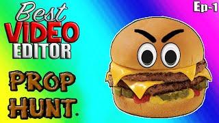 VanossGaming Best Video Editor Prop Hunt Ep-1