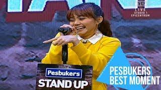 Kocak! Rina Nose Di Stand Up Comedy Pesbukers | Pesbukers | ANTV