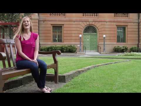 University of Newcastle, Australia video
