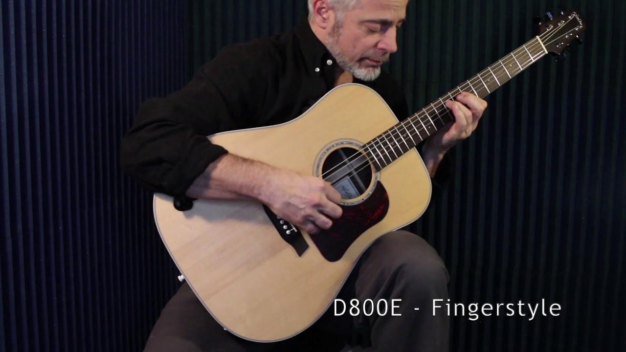 D800E - Sound Clip: Fingerstyle