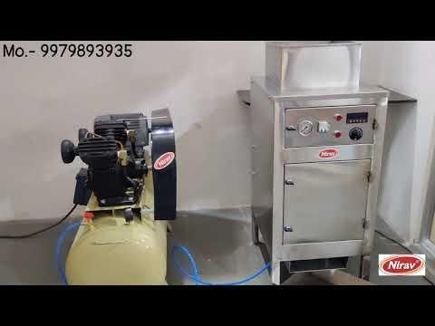 Garlic Peeler Machine Dry